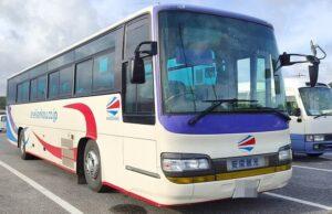 西表島 送迎バス 大型車