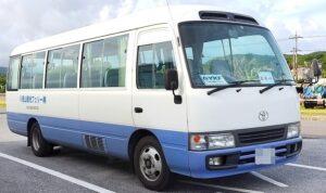 西表島 送迎バス 中型車