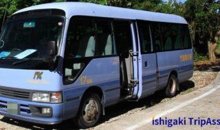 竹富島路線バス