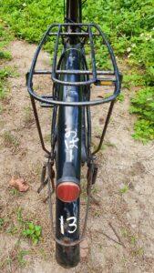 黒島のレンタル自転車