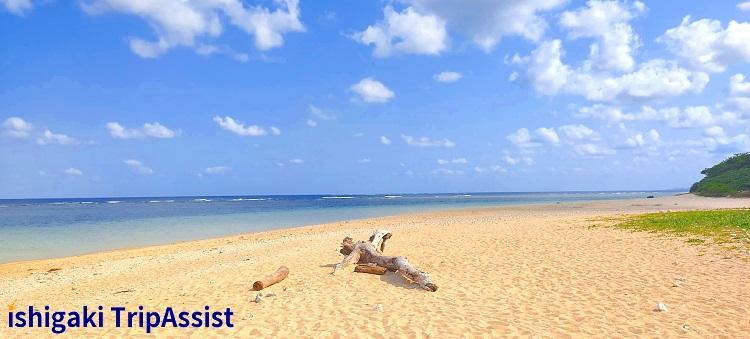 米原ビーチ写真
